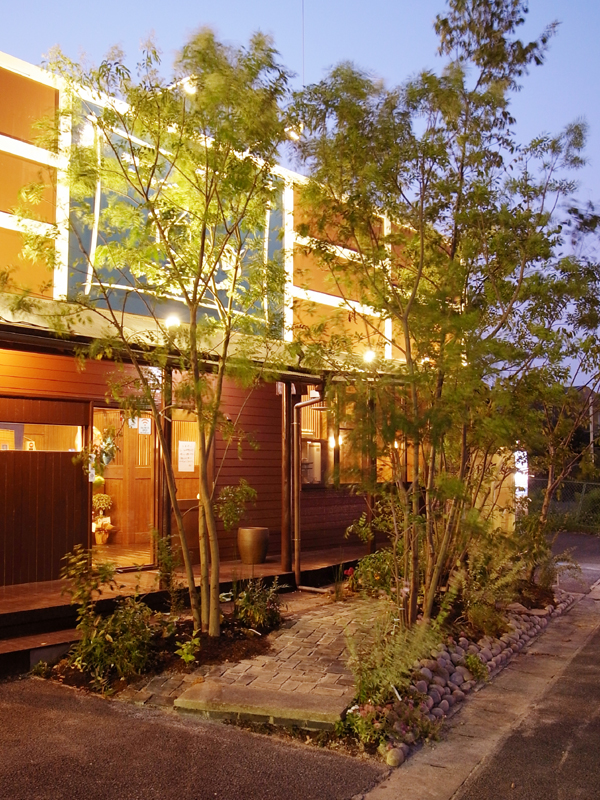 夜景桜小町