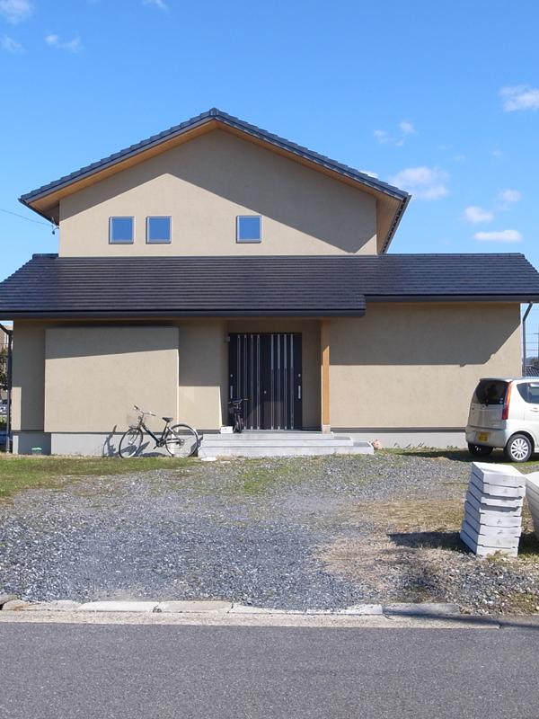 三和木の新築外構