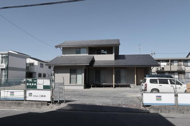 着工前 三和木の家