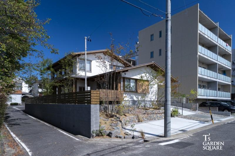 エコ建築考房外構工事