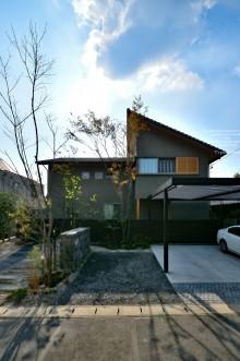 三和木の庭