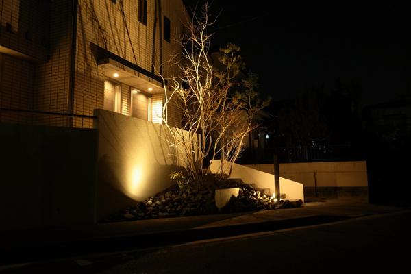LEDライトアップ