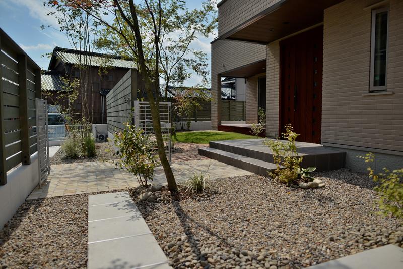 庭 積水ハウス