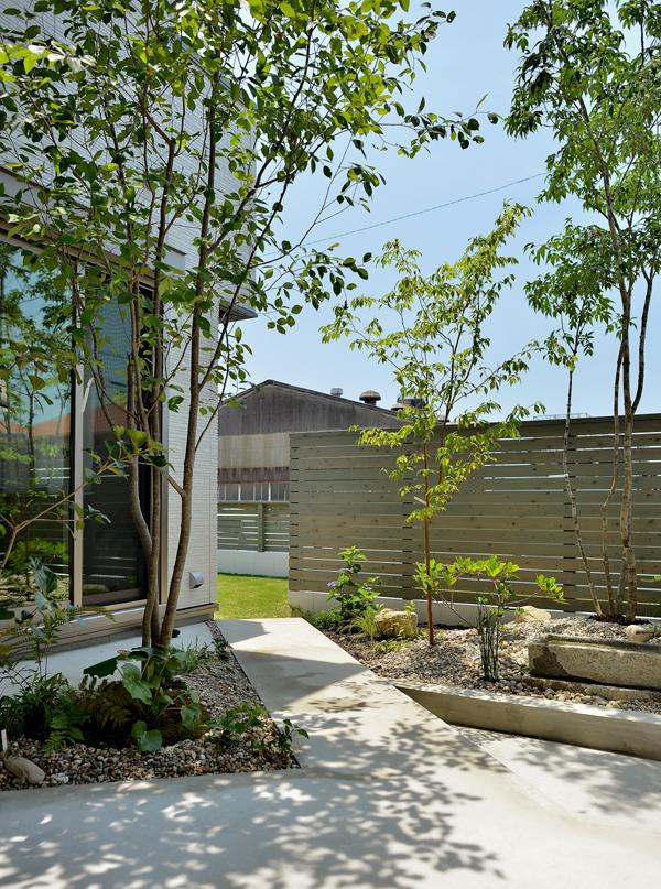 坪庭 積水ハウス