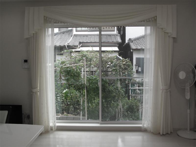 窓景色着工前