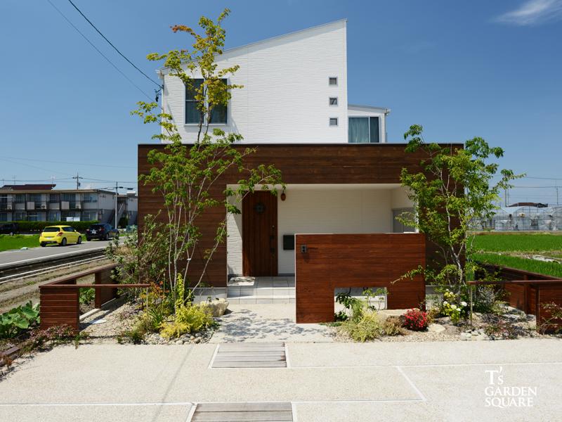 欧倫ホーム新築施工例