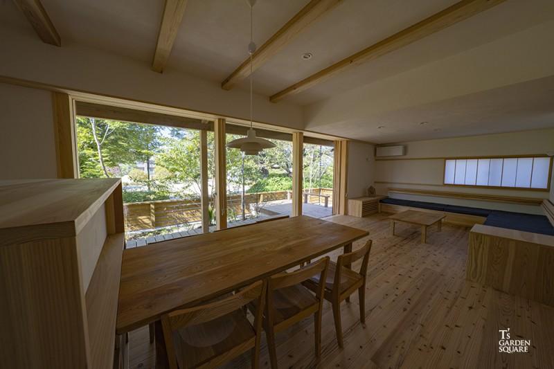 自然素材住宅